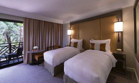 Classic Twin Room - Garden View - Movenpick Hotel Mansour Eddahbi Marrakech - Marrakech