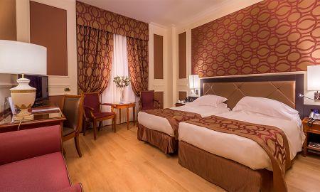 Chambre Twin Classique - Grand Visconti Palace Milan - Milan