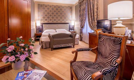 Suite Junior - Grand Visconti Palace Milan - Milan