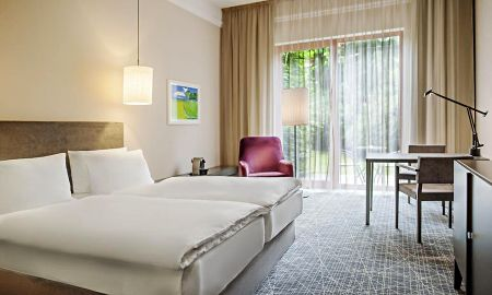 Superior Room Single Use - NH Prague City - Prague