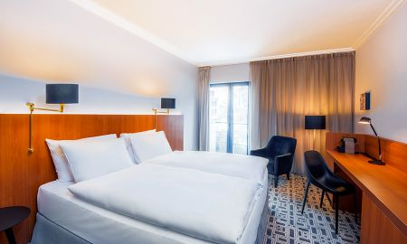 Standard Room Single Use - NH Prague City - Prague