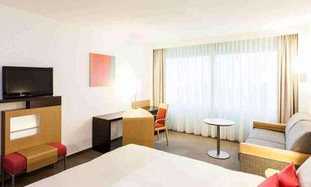 Habitación Superior - Dos Sofá Cama - Novotel Rotterdam Brainpark - Rotterdam