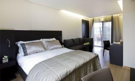 Acropolis Junior Suite - O&B Athens Boutique Hotel - Athens