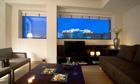 Acropolis Big Suite - O&B Athens Boutique Hotel - Athens