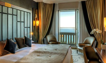 Superior Room - Ocean View - Le Regina Biarritz Hotel & Spa - Mgallery Collection - Biarritz