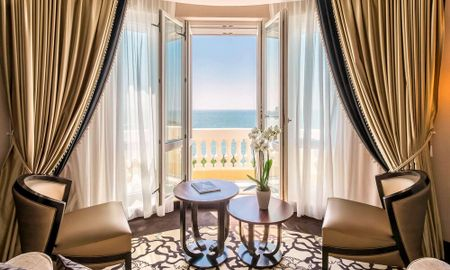 Suite Haute Couture - Le Regina Biarritz Hotel & Spa - Mgallery Collection - Biarritz