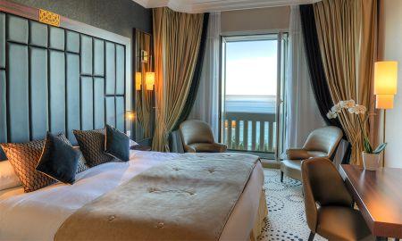 Quarto Superior com Vista para o Oceano - Le Regina Biarritz Hotel & Spa - Mgallery Collection - Biarritz