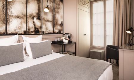 Superior Double Room - Hôtel Hélios Opéra - Paris