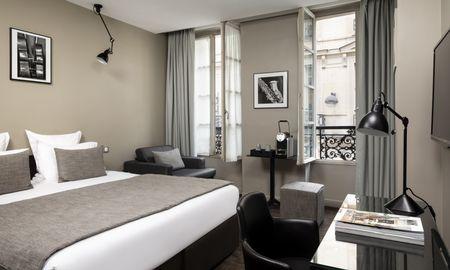 Deluxe Double Room - Hôtel Hélios Opéra - Paris