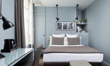 Classic Double Room - Hôtel Hélios Opéra - Paris