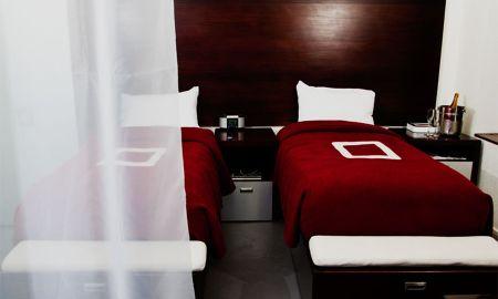 Camera Standard con Letto King-Size o Doppia con Letti Singoli - The Keating Hotel - San Diego