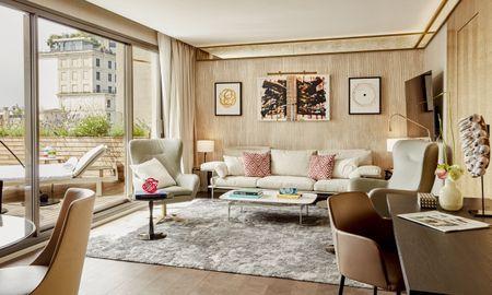 Suite Penthouse - Almanac Barcelona - Barcelone