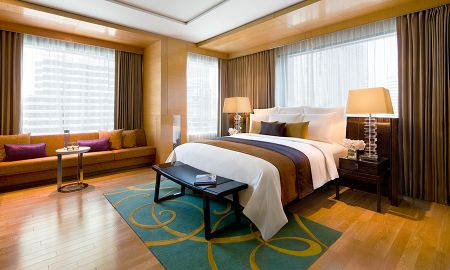 Suite Studio - Renaissance Bangkok Ratchaprasong Hotel - Bangkok