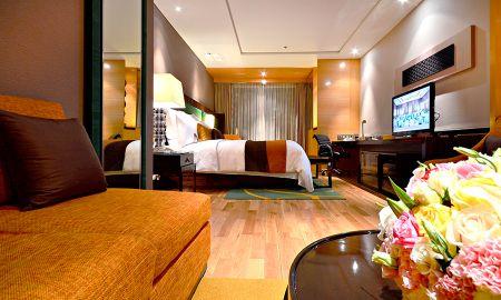 Suite Rinascimento - Renaissance Bangkok Ratchaprasong Hotel - Bangkok