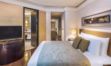 Suite 2 Quartos - Siam Kempinski Hotel Bangkok - Bangkok