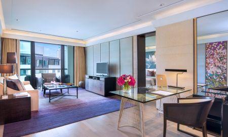 Suite Executiva - Siam Kempinski Hotel Bangkok - Bangkok