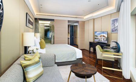 Quarto Deluxe - Siam Kempinski Hotel Bangkok - Bangkok