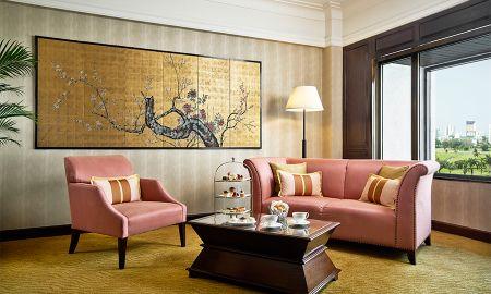 Люкс с 1 спальней - Anantara Siam Bangkok Hotel - Bangkok