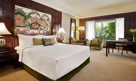 Номер Делюкс - Anantara Siam Bangkok Hotel - Bangkok