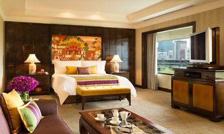 Номер Siam - Anantara Siam Bangkok Hotel - Bangkok