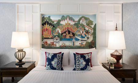 Chambre Deluxe - Anantara Siam Bangkok Hotel - Bangkok