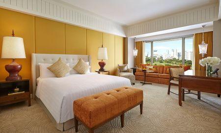 Habitación Kasara Club - Anantara Siam Bangkok Hotel - Bangkok