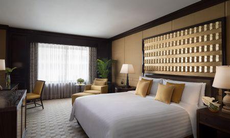 Suite Corner un dormitorio - Anantara Siam Bangkok Hotel - Bangkok