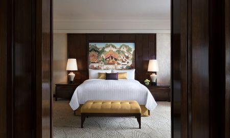Suite Un Dormitorio - Anantara Siam Bangkok Hotel - Bangkok
