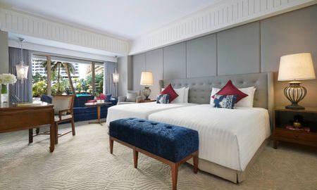 Habitación Premier - Anantara Siam Bangkok Hotel - Bangkok