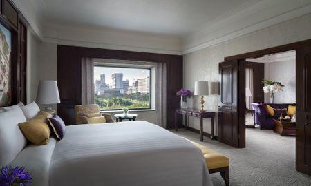 Suite Familiar Dos habitaciones - Anantara Siam Bangkok Hotel - Bangkok