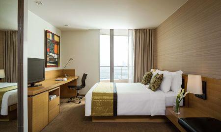 Habitación Skyline Premier - Anantara Sathorn Bangkok Hotel - Bangkok