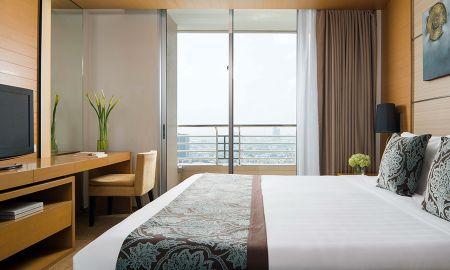 Suite Un Dormitorio - Anantara Sathorn Bangkok Hotel - Bangkok