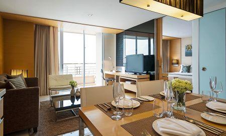 Suite Skyline Un Dormitorio - Anantara Sathorn Bangkok Hotel - Bangkok