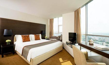 Suite Skyline Dos habitaciones - Anantara Sathorn Bangkok Hotel - Bangkok