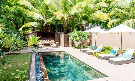 Beach Villa con Piscina Privata - Constance Ephélia - Seychelles