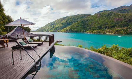 Villa Hillside avec Piscine Privée - Constance Ephélia - Seychelles