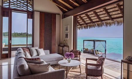 Villa Grand Water avec Piscine Privée - One&Only Reethi Rah - Maldives