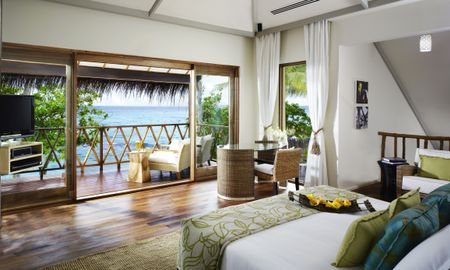 Suite Presidencial Dos Habitaciones - Taj Coral Reef Resort & Spa, Maldives - Maldives