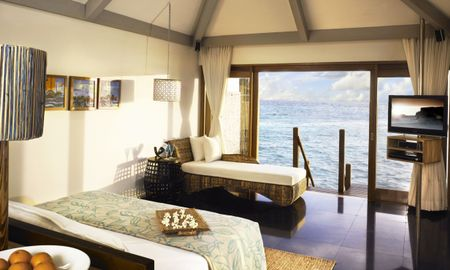 Premium Water Villa King Bed - Vivanta By Taj Coral Reef, Maldives - Maldives