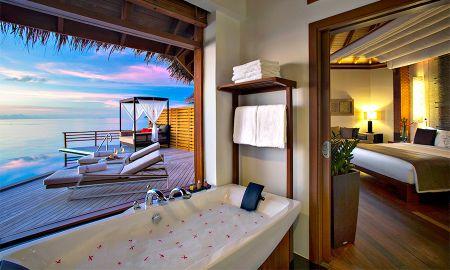 Вилла на воде с бассейном - Baros Maldives - Maldives