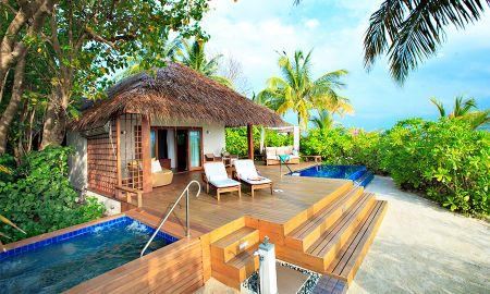 Вилла «Барос Премиум» с бассейном - Baros Maldives - Maldives