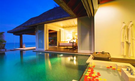 Ocean House - Private Pool - Naladhu Private Island Maldives - Maldives