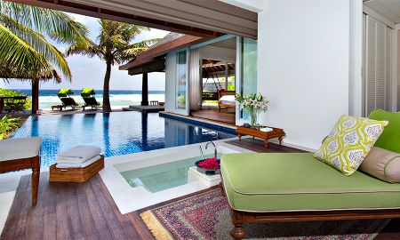 Ocean Villa - Private Pool - Naladhu Private Island Maldives - Maldives