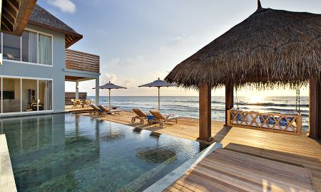 Two Bedroom Residence - Private Pool - Naladhu Private Island Maldives - Maldives