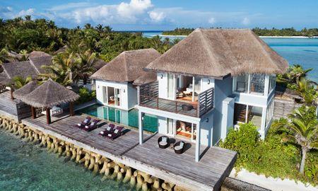 Résidence Deux Chambres - Piscine Privée - Naladhu Private Island Maldives - Maldives