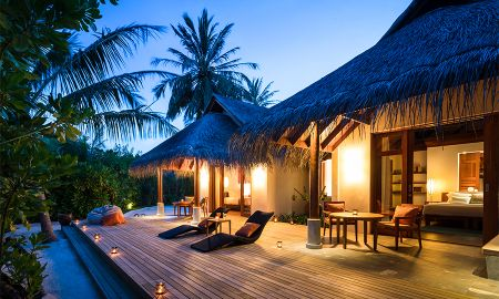 Two Bedroom Family Villa - Anantara Dhigu Maldives Resort - Maldives