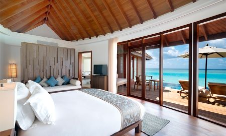 over water pool suite - Anantara Dhigu Maldives Resort - Maldives