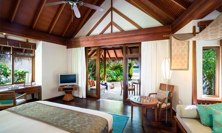 Sunrise Beach Villa - Anantara Dhigu Maldives Resort - Maldives