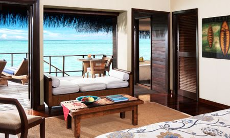 Lagoon Villa Ocean View - Taj Exotica Resort & Spa - Maldives