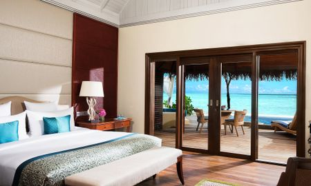 Deluxe Beach Villa with Pool - Taj Exotica Resort & Spa - Maldives